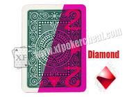 di buona qualità Carte da gioco invisibili & La plastica 4-Side di Modiano il Texas Holdem ha segnato le carte da gioco per le lenti a contatto UV in vendita