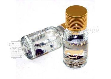 La magia Props le lenti a contatto luminose dell'inchiostro del filtrante della luce UV per le carte contrassegnate